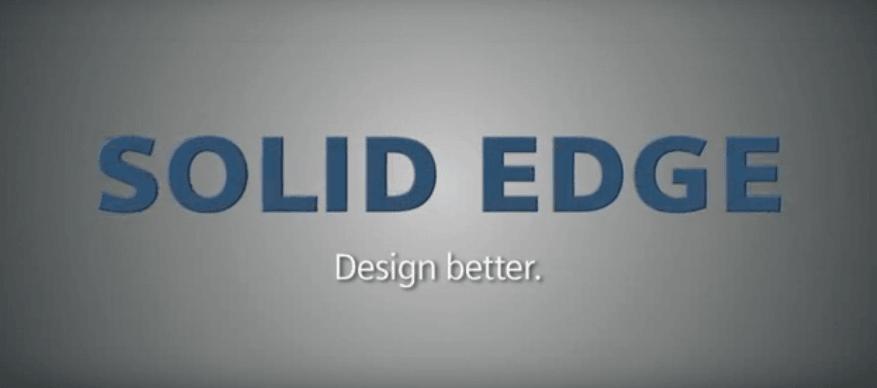 Costa distingue solid edge dagli altri CAD